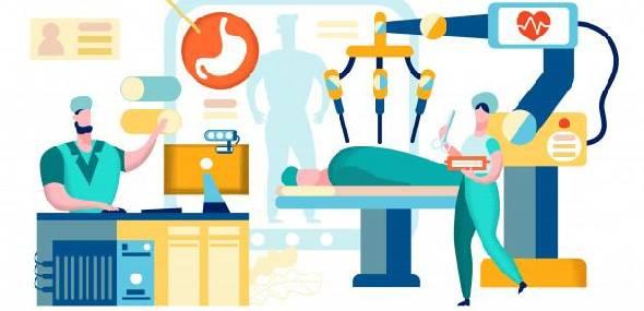 Cirurgião explica as vantagens da cirurgia robótica