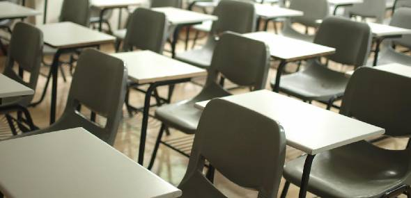 Pandemia: crianças em sala de aula, até que ponto é preciso se preocupar
