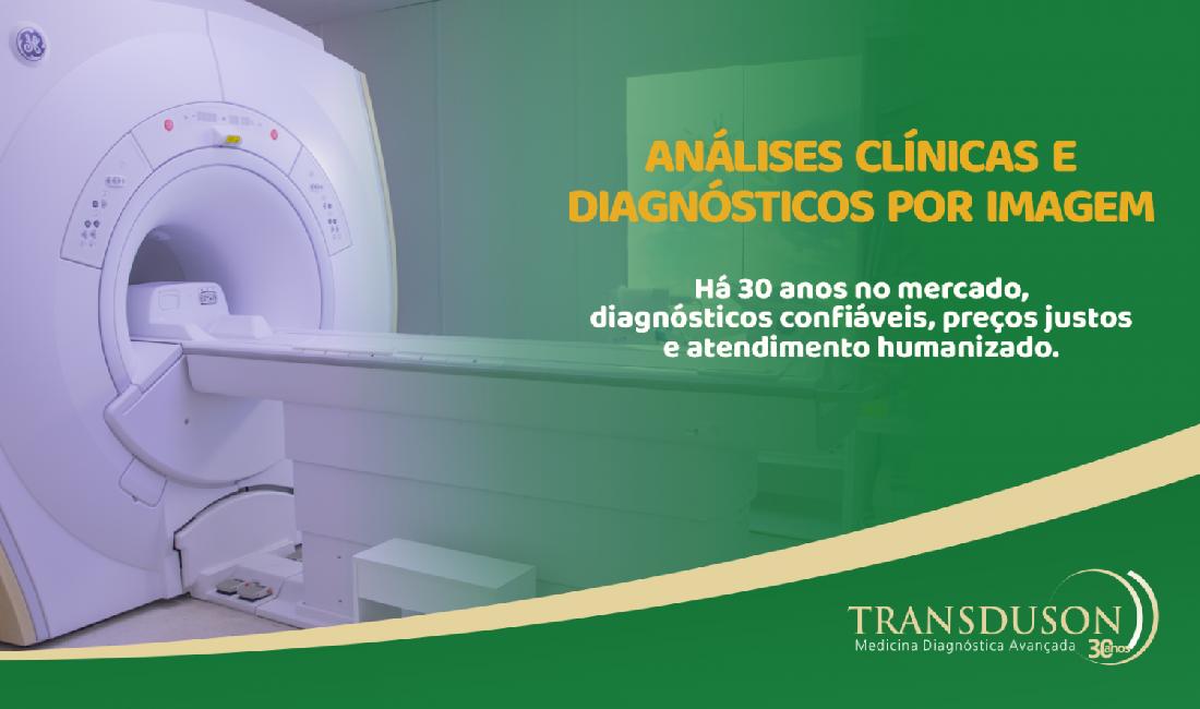 Transduson Medicina Diagnóstica Avançada | Carapicuíba e Alphaville